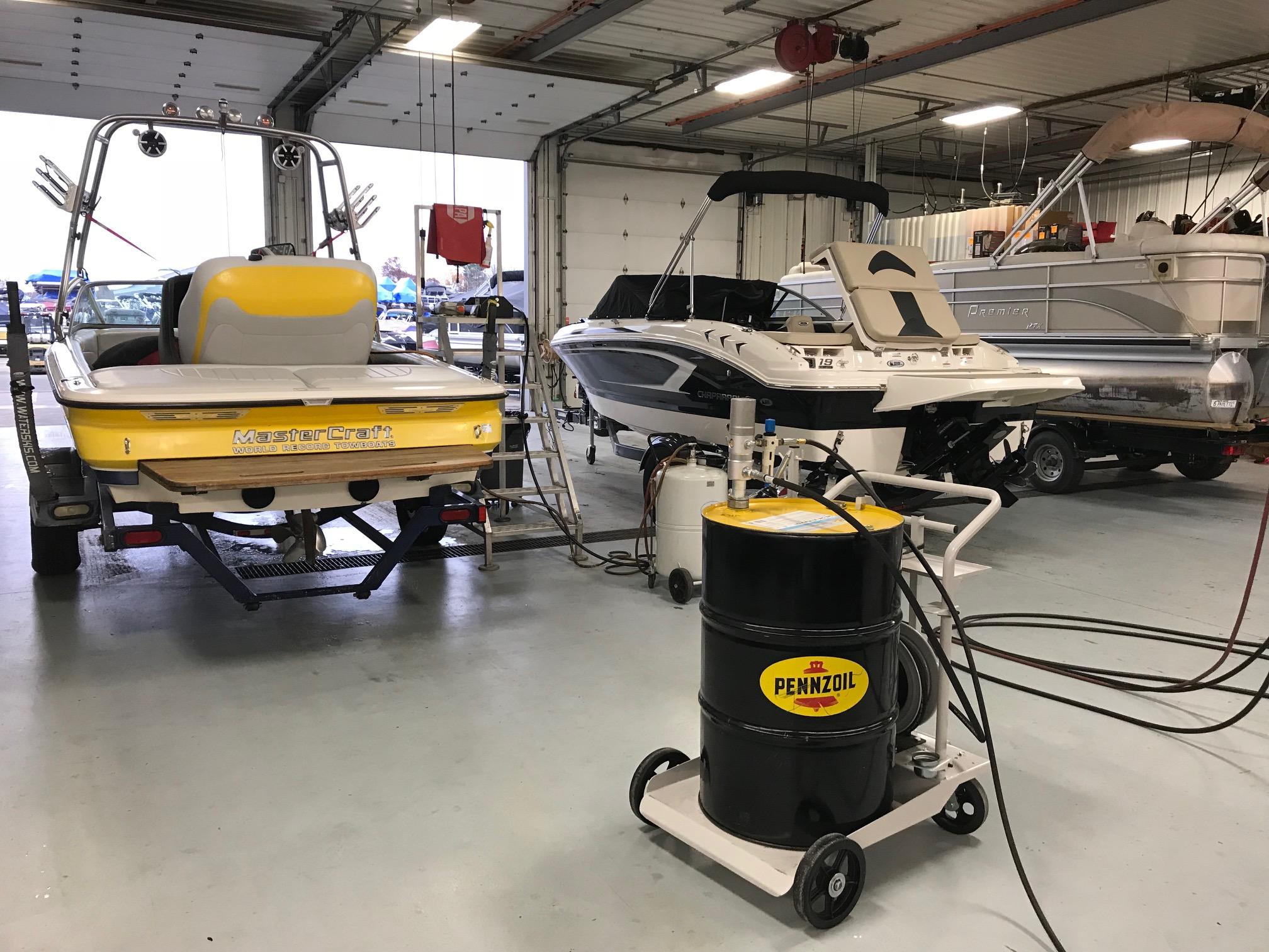 Boat Service | Nisswa Marine | Nisswa, MN